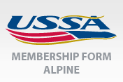 USSA Membership Form - Alpine